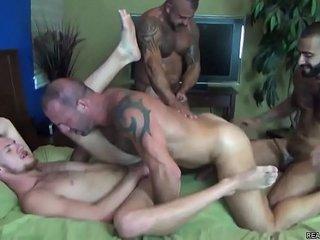 Hot tattooed foursome - realmancams.gq