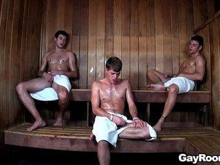Gay Orgy