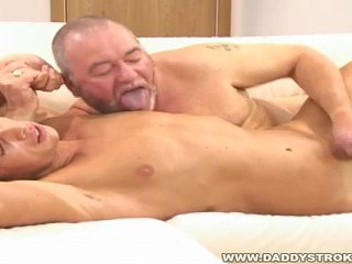 Daddy's Sweet Lad - Daddy Jerks Of Younger