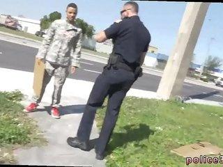 Police shaving boys hair gay film Stolen Valor