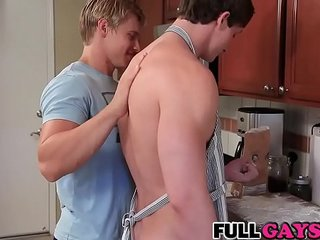 Kitchen very well but fucking knows best Fullgays.com
