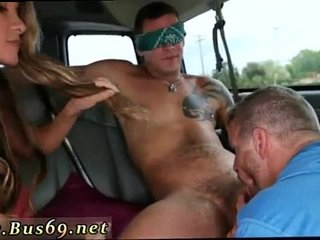 Gay porn huge massive first time Get Your Ass On the BaitBus! I Want