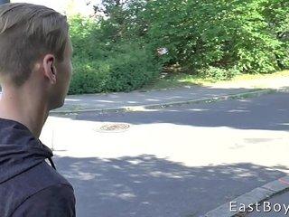 EastBoys POV Vol 6 - First Blowjob