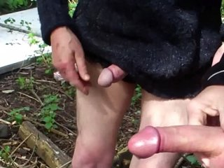 Dogging my dick part 2